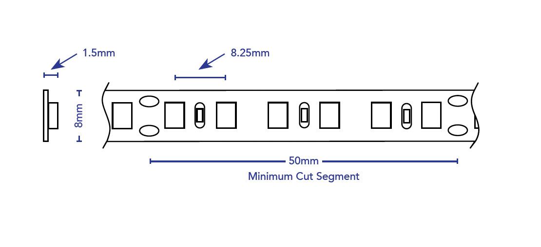Led High Output Premium Linear Strip, 4463, 4570, 4522, 4579.lineart
